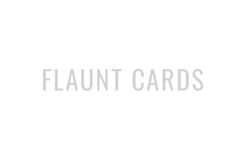 Flaunt Cards